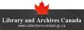 Library and Archives Canada - www.collectionscanada.gc.ca