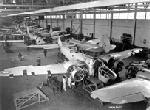 Building a Bristol Bolingbroke IV for the RCAF at a Fairchild Aircraft factory