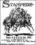 Street events, Calgary Exhibition and Stampede, Alberta.