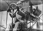 In Hugh Robinson's airplane.  Byron May number 62259.  See Edmonton newspapers, April 28-30, 1911.