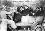 Red Cross workers, Calgary, Alberta.