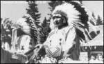 First Nations man and his wife.